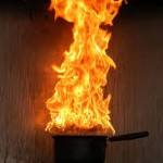 Fire Service attends five kitchen fires this weekend – kitchen fire safety warning