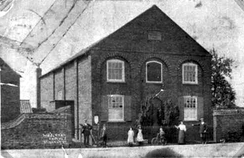 Spring End Methodist Church, Great Gonerby