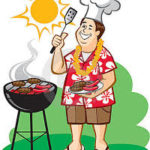 Have a sizzling and safe barbecue this Bank Holiday weekend