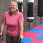 Please help brave Shannen raise funds for Grantham centre