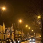 Street light petition nearly reaches target