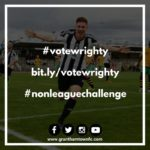 Vote Wrighty and Grantham Town