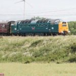Did you see the Deltic on Saturday?