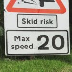 Thanks for resurfacing our road – NOT
